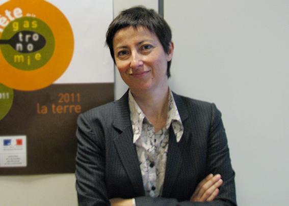 Un entretien avec Sophie Mise, Commissaire générale à la fête de la gastronomie.