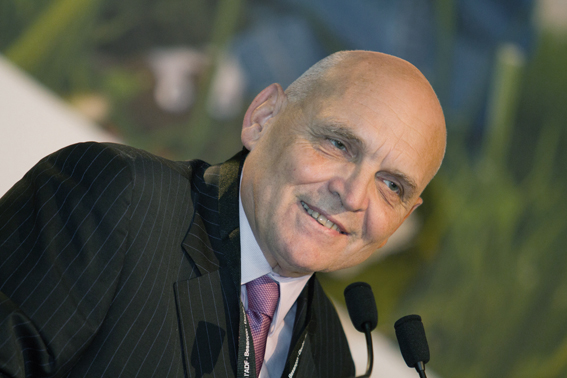 Un entretien avec Claude Jeannerot, Président du Conseil général du Doubs,Sénateur du Doubs.