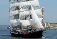Les festivités feront la part belle aux parades nautiques. ©FRCPM - Mercedes_J BOURNISIEN