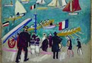 Raoul Dufy - Les régates (1907)