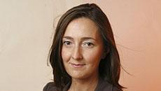 Kariner Berger, députée des Hautes-Alpes, secrétaire nationale du Parti socialiste à l'Économie