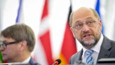 Plenary session week 27 - 2016. Martin SCHULZ - EP President opens the Plenary