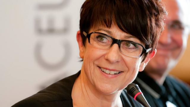 Catherine Lemorton, présidente de la Commission des Affaires Sociales et députée de la Haute-Garonne