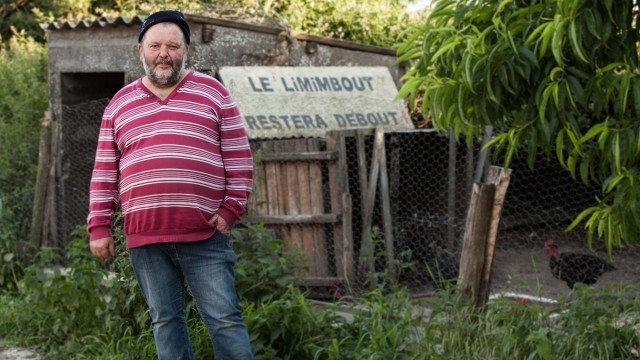 Claude, habitant du Limimbout. - © Les Films des Deux Rives