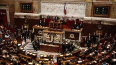 premiere seance de la nouvelle assembl?e nationale etelection du president.
