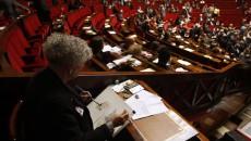 France. Paris le 2012/06/26 Premiere seance de la nouvelle Assemblée nationale etelection du President.   © Vernier/JBV NEWS