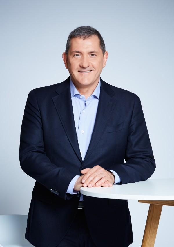Yves Calvi rejoint Canal +. © Ralph Wenig / LCI