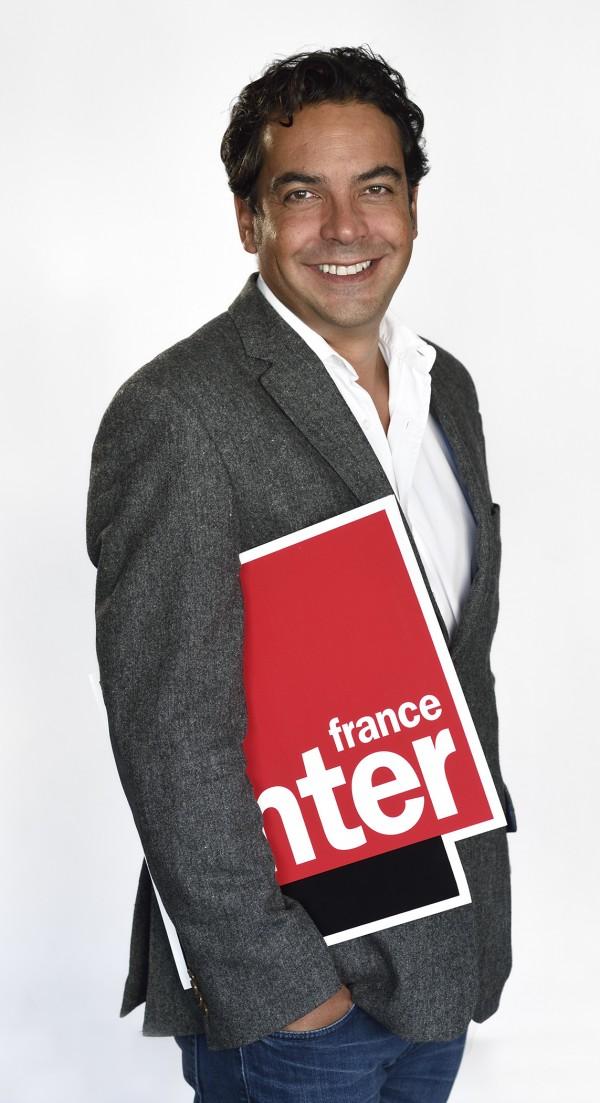 Patrick Cohen rejoint Europe 1 après avoir animé la matinale de France inter. © Radio France / C. Abramowitz
