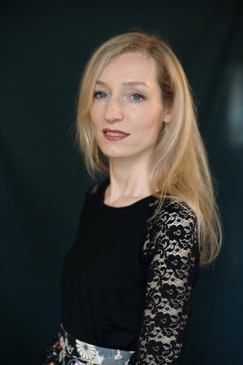 Corine Pelluchon, Philosophe, professeure à l'Université Paris-Est-Marne-La-Vallée © Emmanuelle Marchadour
