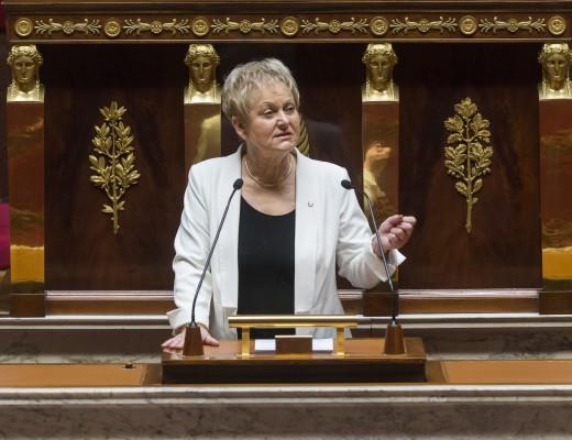 10/02/2017: Mme Jacqueline Maquet