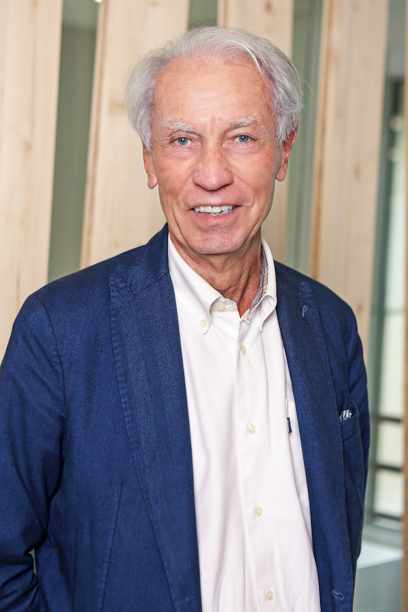 Guy Sallavuard, directeur des relations institutionnelles de la Fondation du Patrimoine. ©OuiFlash.