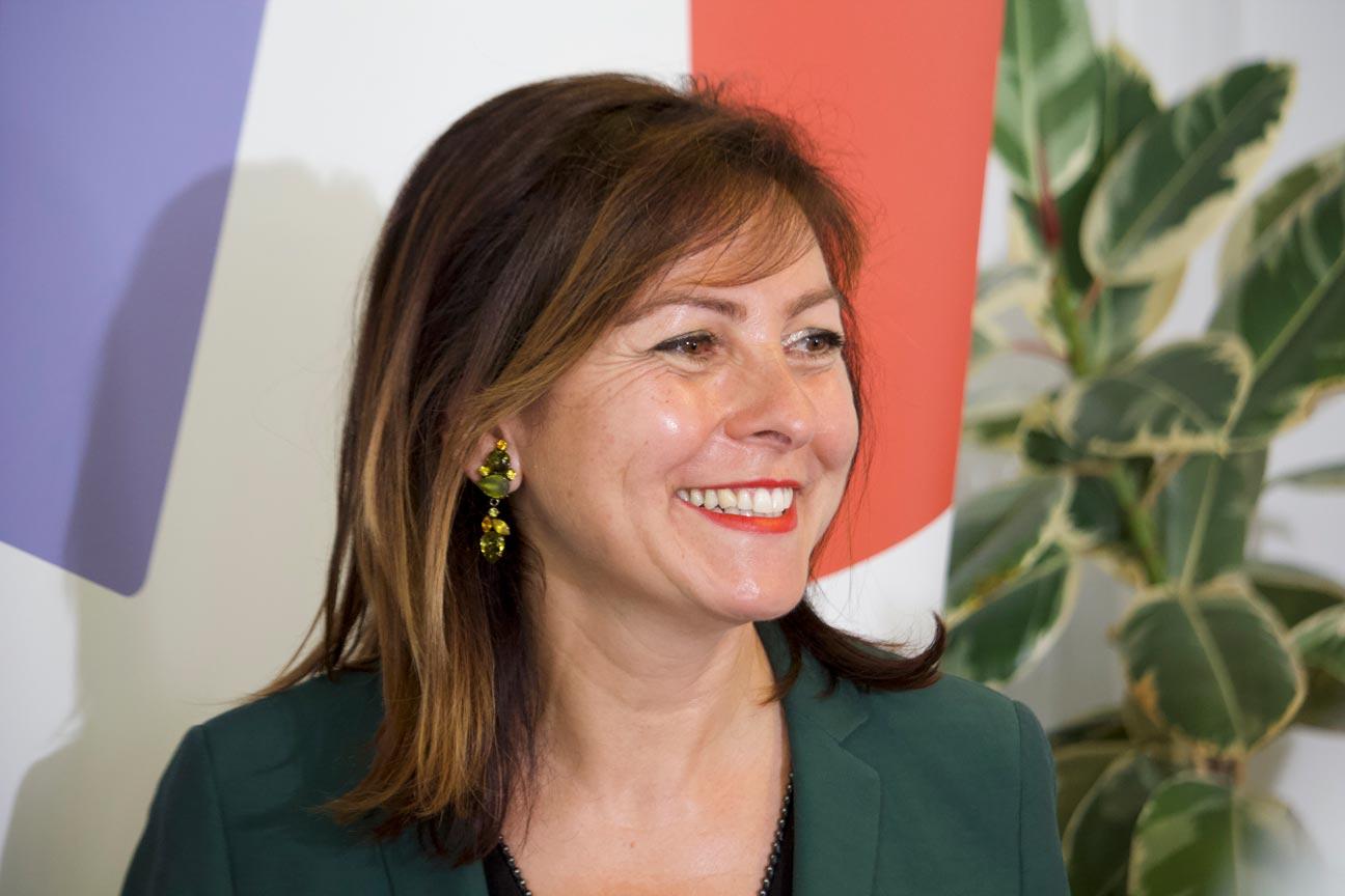 La cheffe de l'exécutif en Occitanie a ravi le poste de président de Régions de France à Renaud Muselier, son prédécesseur. Photo : Benoît Leroy.